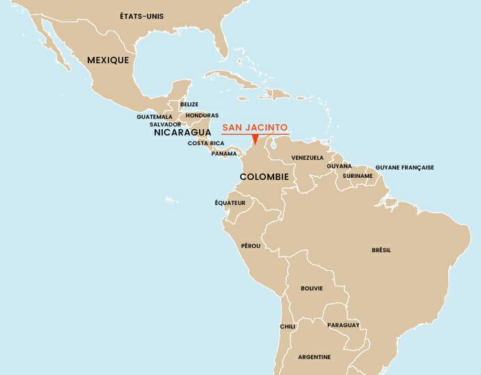 carte-san-jacinto-colombie